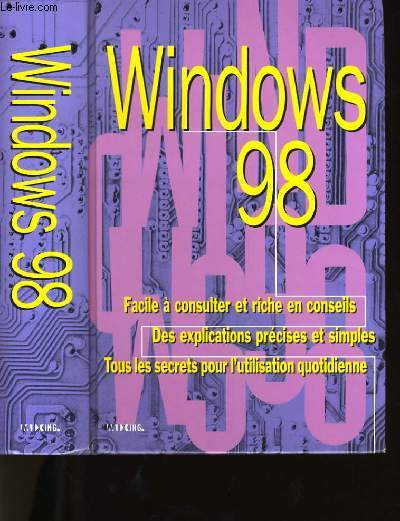 WINDOWS 98.