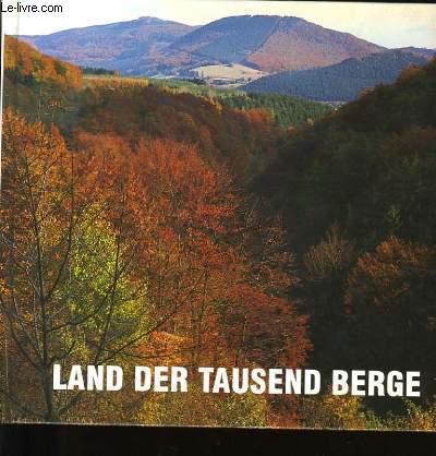 LAND DER TAUSEND BERGE.