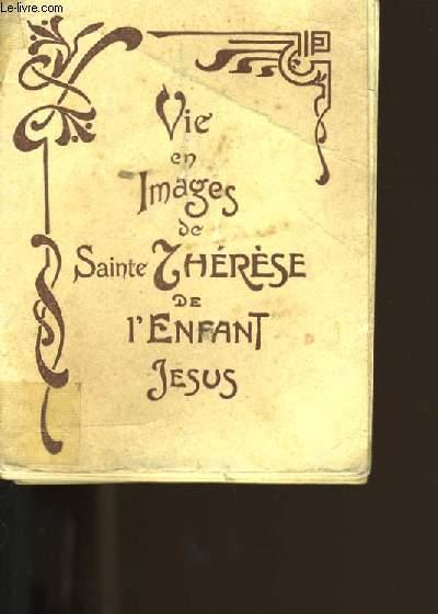 VIE DE STE THERESE DE L'ENFANT - JESUS.