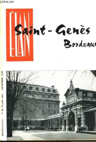 SAINT-GENES BORDEAUX.