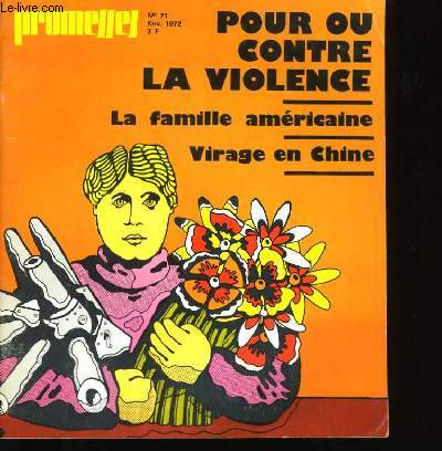 POUR OU CONTRE LA VIOLENCE.N° 71.