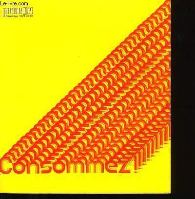 CONSOMMEZ! N°72