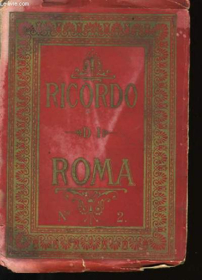 RICORDO DI ROMA N°2.