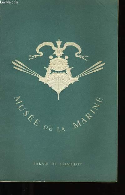 MUSEE DE LA MARINE.