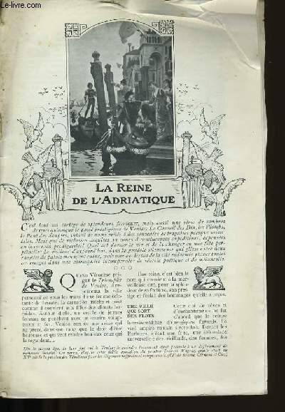 LA REINE DE L'ADRIATIQUE.