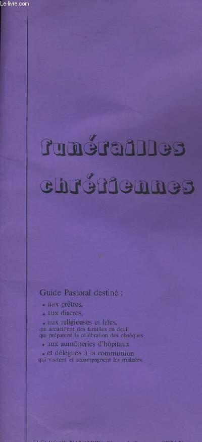FUNERAILLES CHRETIENNES