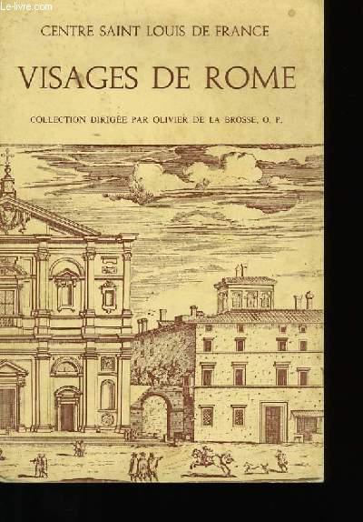 VISAGES DE ROME.