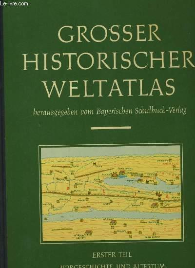 GROSSER HISTORISCHER WELTALAS.