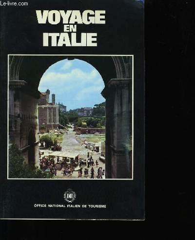 VOYAGE EN ITALIE.
