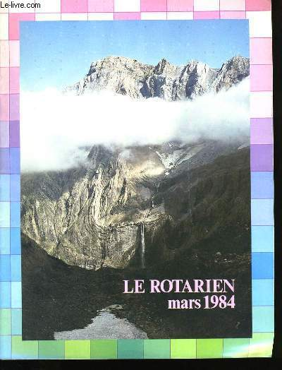 LE ROTARIEN N° 369.