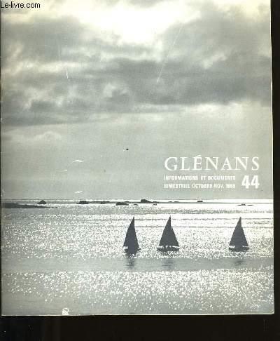 GLENANS N°44.