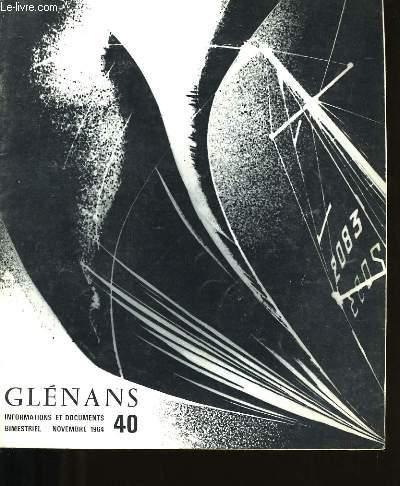 GLENANS N°40.