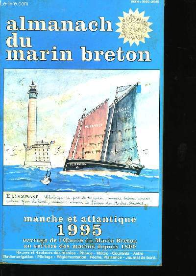ALMACH DU MARIN BRETON 1995.