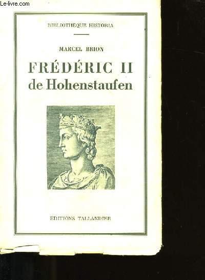 FREDERIC II DE HOHENSTAUFEN.