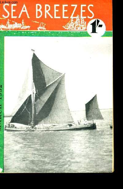 SEA BREEZES VOLUME 13 N° 75