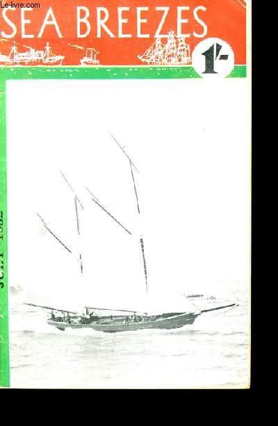 SEA BREEZES VOLUME 14 N° 79.