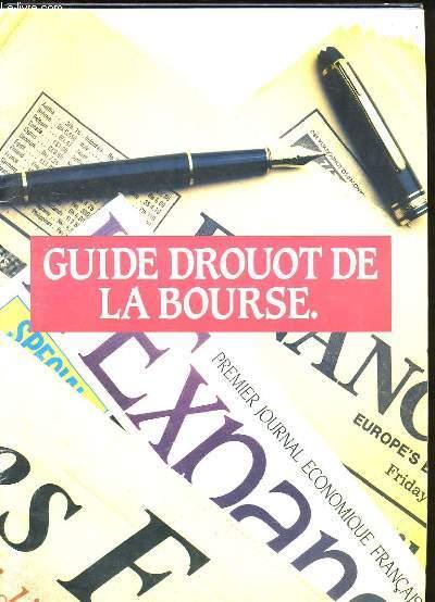 GUIDE DROUOT DE LA BOURSE.