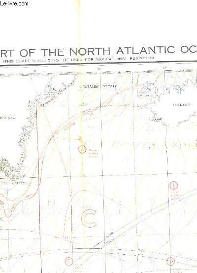 PILOT CHARTOF THE NORTH ATLANTIC OCEAN.