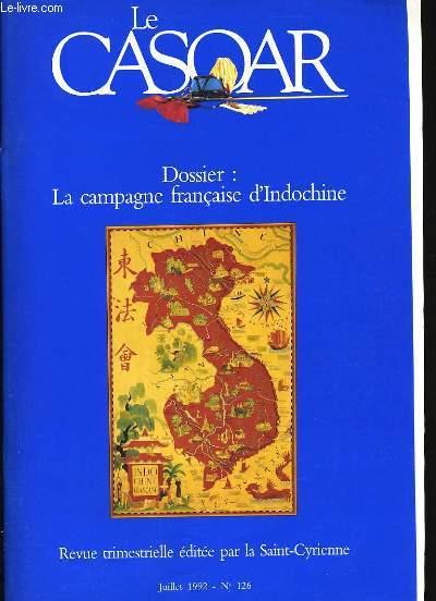 LE CASOAR N° 126.