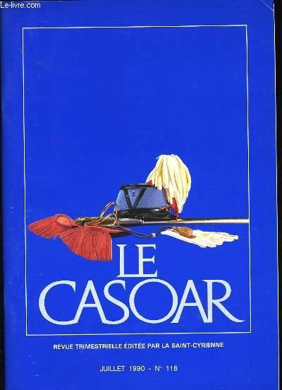 LE CASOAR N° 118 .