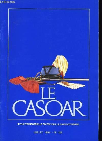 LE CASOAR N° 122.