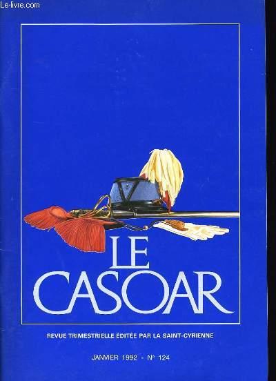 LE CASOAR N° 124.