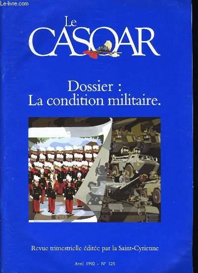 LE CASOAR N° 125.