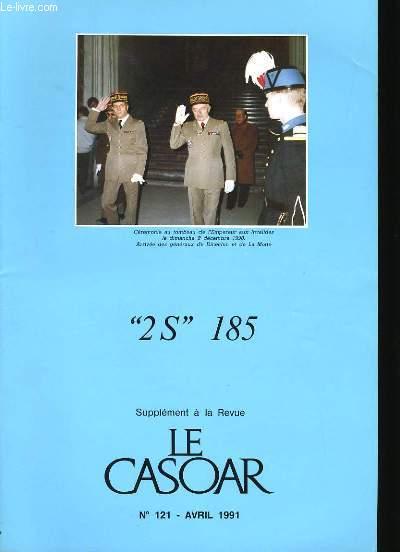 LE CASOAR N° 121.