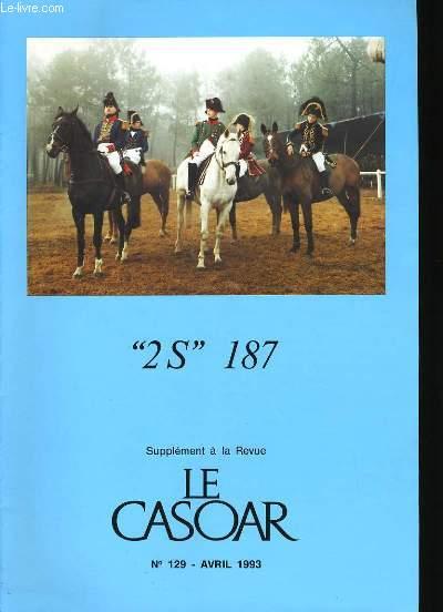 LE CASOAR N° 129.