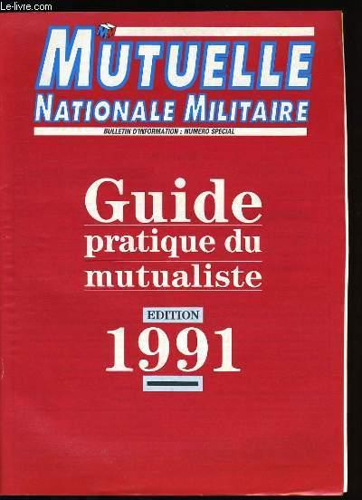 MUTELLE NATIONALE MILITAIRE NUMERO SPECIAL.