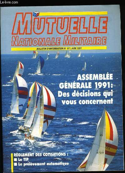 MUTELLE NATIONALE MILITAIRE N°57.