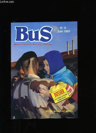 BUS N°9.