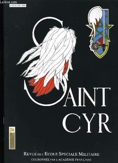 SAINT CYR N° 26.