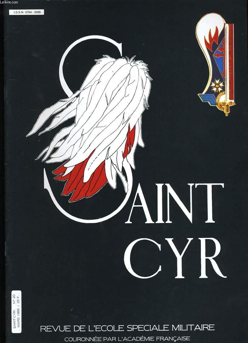 SAINT CYR N° 20.
