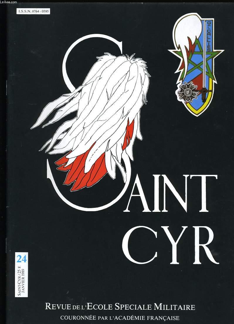 SAINT CYR N° 24.