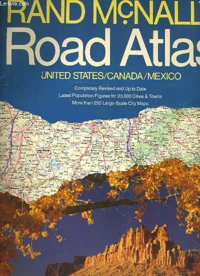ROAD ATLAS.
