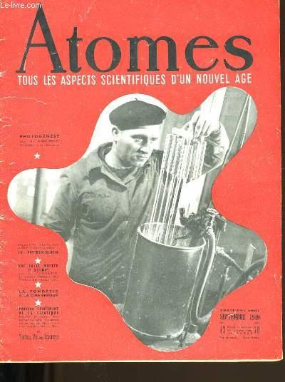 ATOMES. N°42.