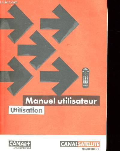 MANUEL UTILISATEUR. INSTALLATION, UTILISATION.