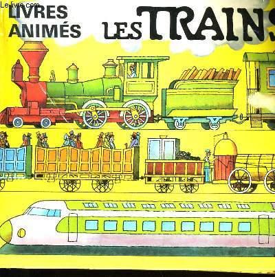 LES TRAINS.