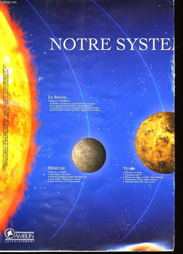 NOTRE SYSTEME SOLAIRE.