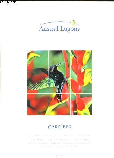 AUSTRAL LAGONS. CARAIBES.