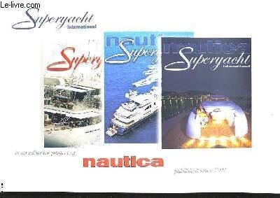 NAUTICA SUPERYACHT INTERNATIONAL.
