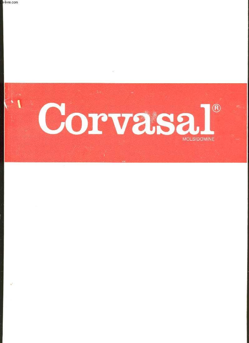 CORVASAL. ANTIANGINEUX.
