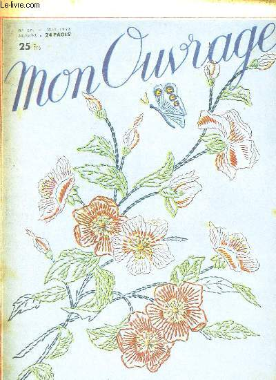 MON OUVRAGE N° 56.