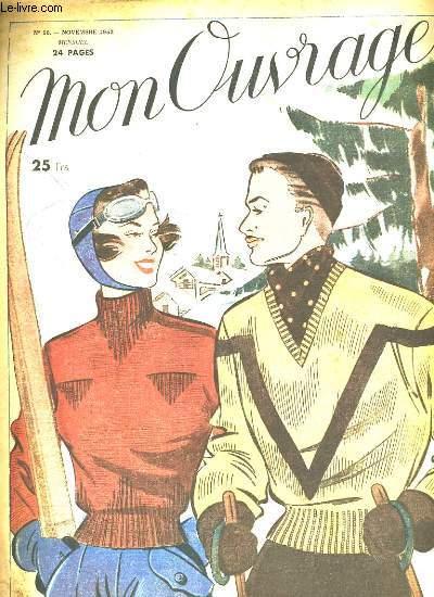 MON OUVRAGE N°  50.