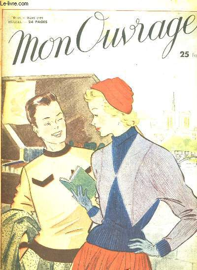 MON OUVRAGE N°  54.