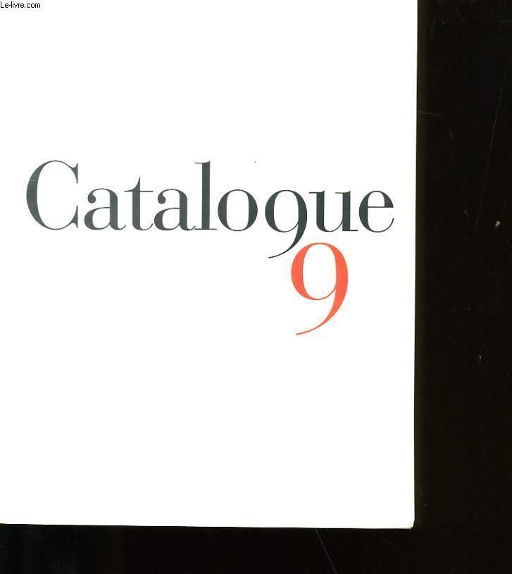 CATALOGUE 1999.