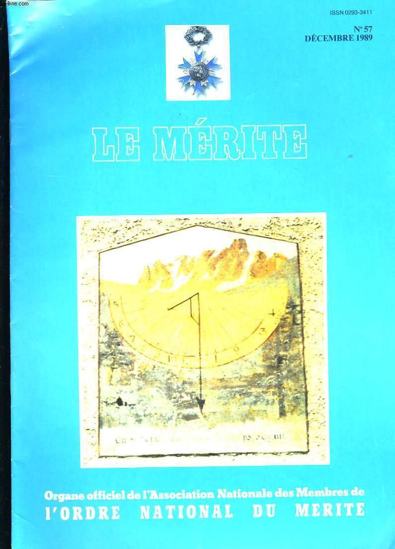 LE MERITE N° 57.