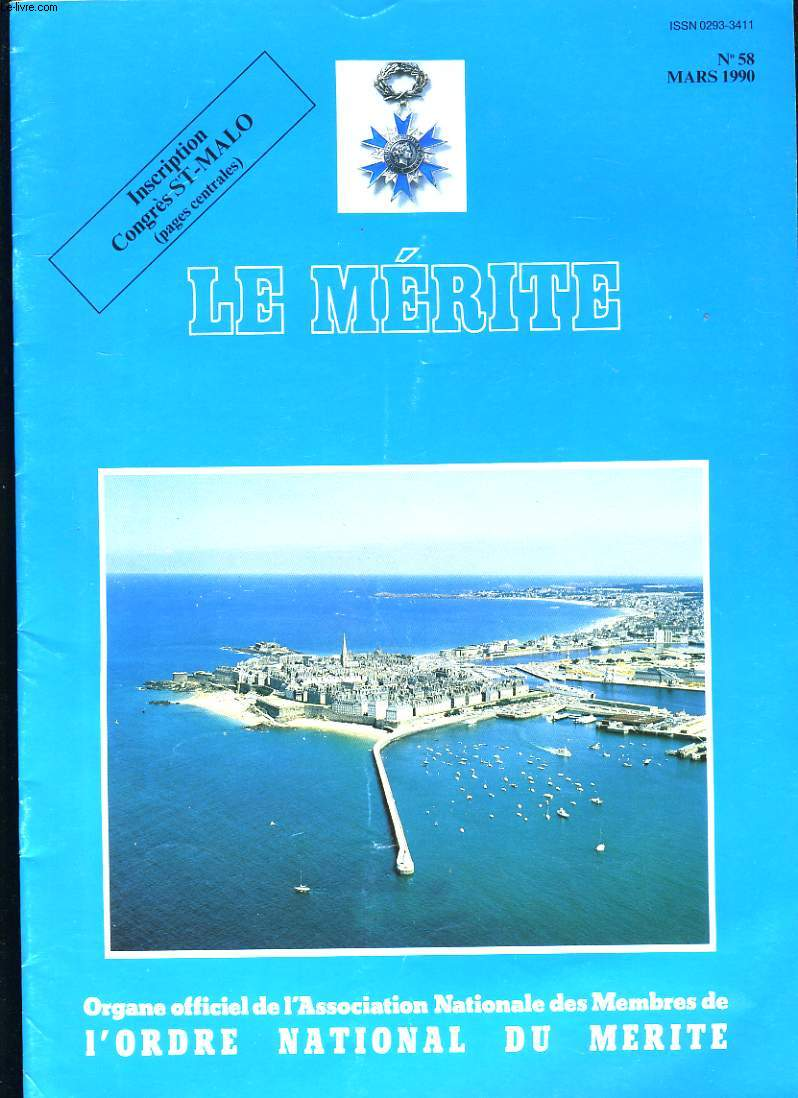 LE MERITE N° 58.