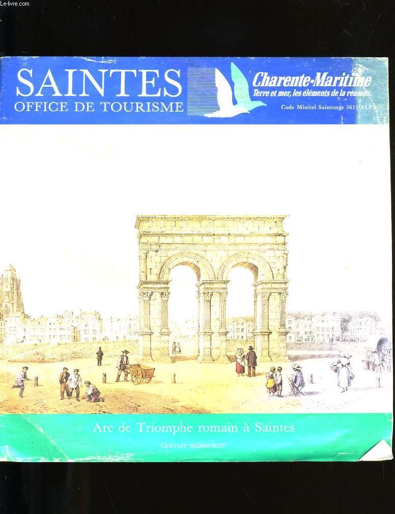 SAINTES. OFFICE DE TOURISME.